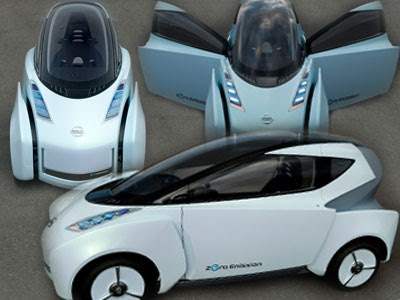 America And All Worlds Car Nissan Land Glider Is A Concept Car