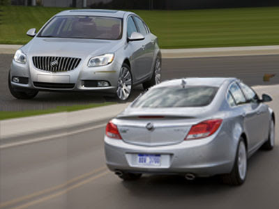 2011 Buick Regal Sport Sedan Gallery