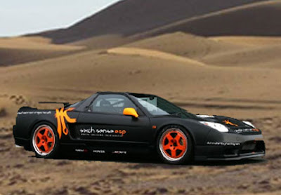 2009 The Best Honda NSX Gallery