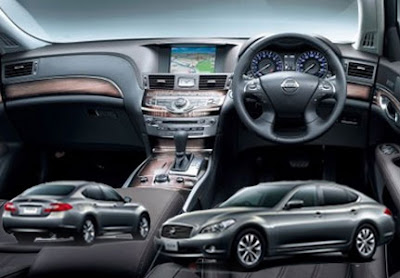 2010 Nissan Fuga Priced Sports Sedan Gallery