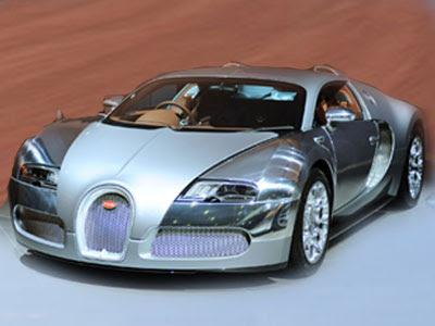 Bugatti Veyron: 253 mph+, 0-60