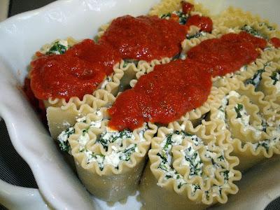 Lasagna Spirals