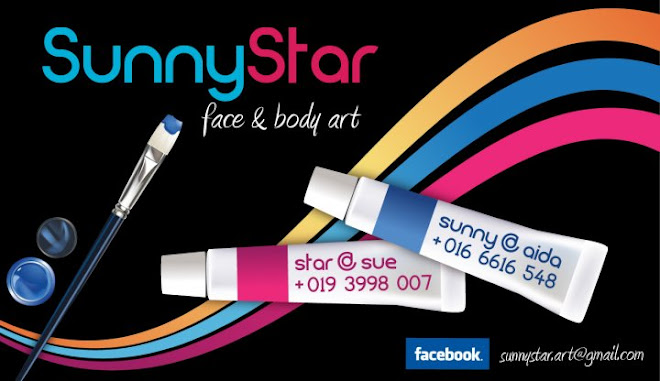 SunnyStar Face Painting & Henna Art