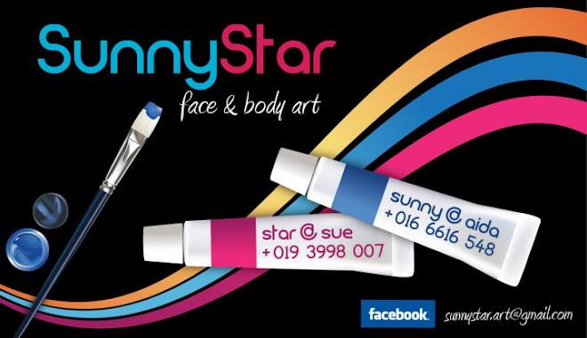 SunnyStar Face Painting & Henna Art