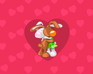 Animation Animal Love 1 Wallpaper
