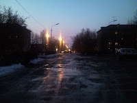 улица Матросова Орехово-Зуево