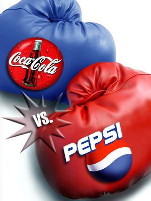 Historia del Refresco, Coca Cola y Pepsi