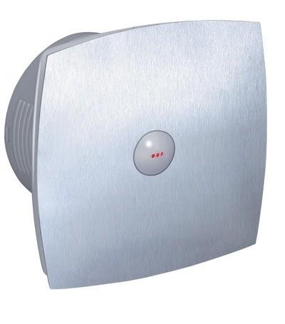 Ventilator luchtvochtigheid