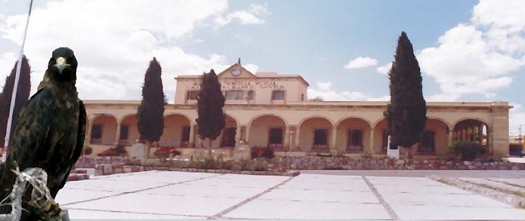 Edificio Central de Normal de San Marcos