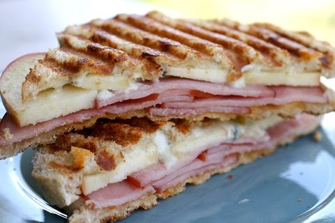 The cooking photographer sweet salty and savory panini for Authentic canadian cuisine