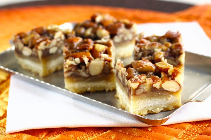 The Cooking Photographer: ButterYum's Vanilla Nut or Honey Nut Bars