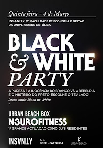 AEFCEE presents Black& White Party