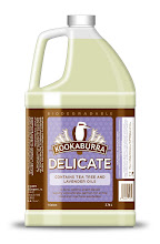 Gallon of Kookaburra Delicate