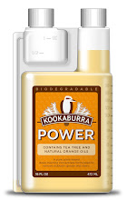 16oz of Kookaburra Power
