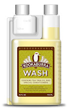 16oz of Kookaburra Wash