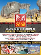 Rural Tour Huayllay- Vicco 2008