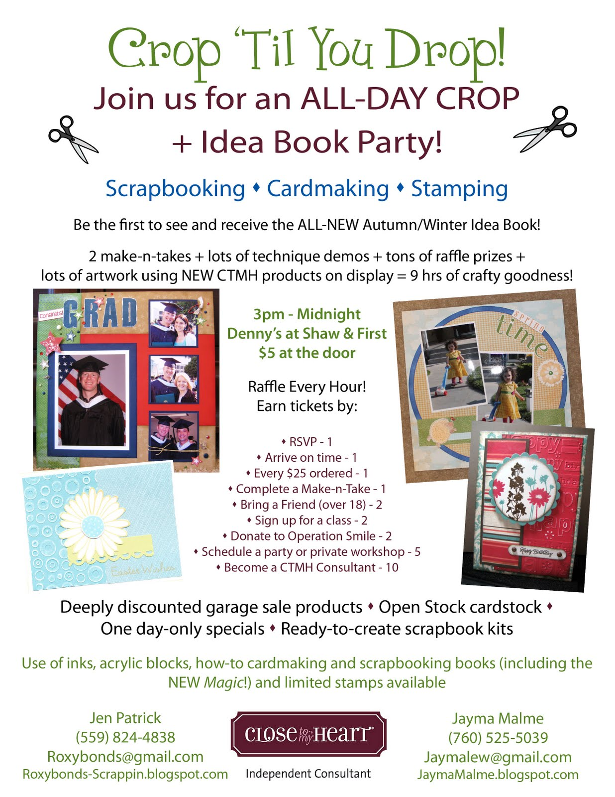 Playing with Paper: Scrapbooks, Cards & DIY: All-Day Scrapbook ...