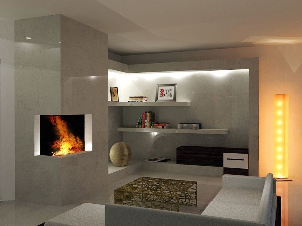 Hotel suite interior design proposal for Hotel suite design