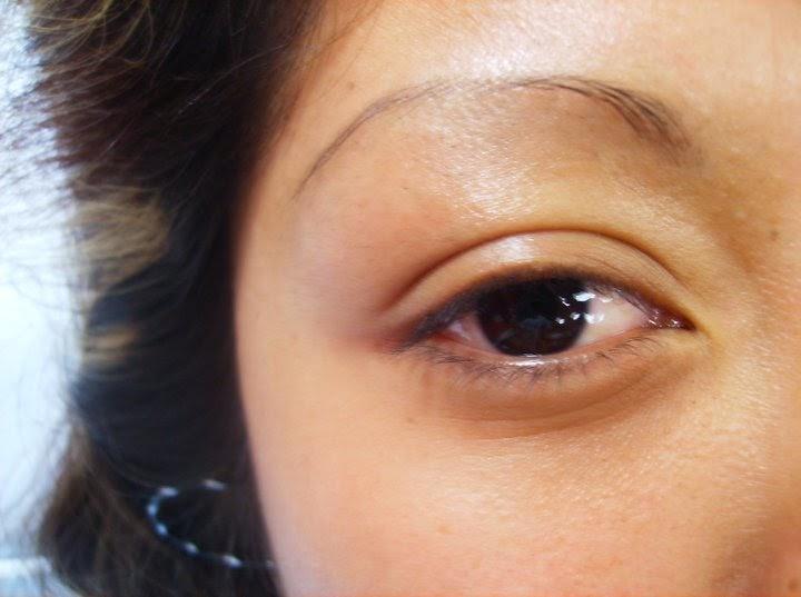 Year after permanent eyebrows elhouz