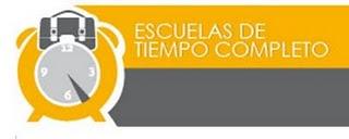 PROYECTO ESCUELAS DE TIEMPO COMPLETO