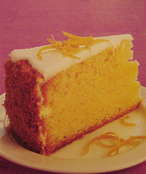 Avoca Lemon Drizzle Cake Recipe