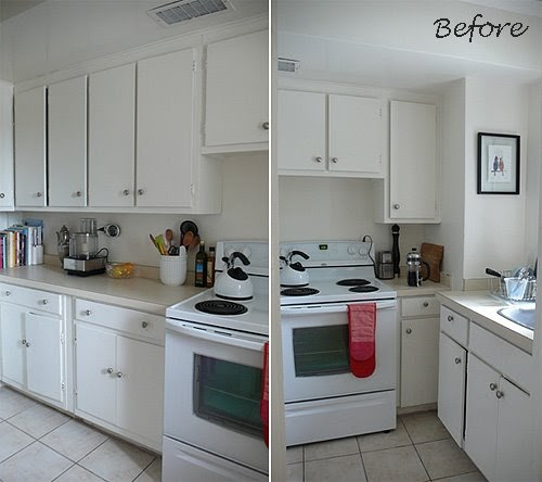 Ill seen ill said kitchen mini makeover - Kitchen wow mini makeovers ...
