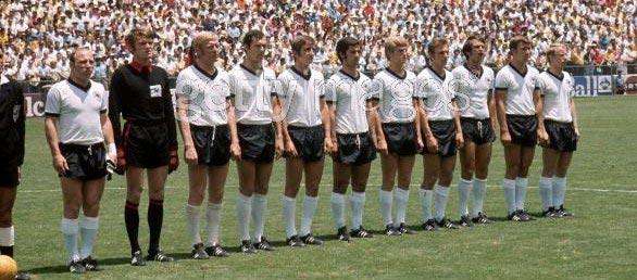 Partidos enteros historicos de selecciones o equipos - Página 6 Alemania70