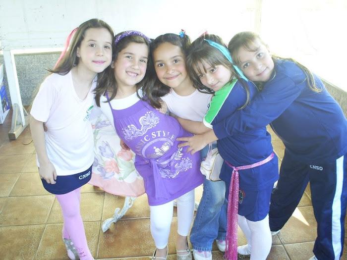 Minhas grandes amigas!!!!!