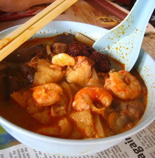 Curry Mee @ Lorong Seratus Tahun, Penang