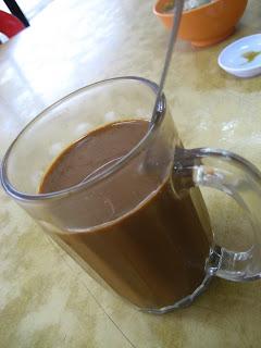 Cham (Coffee/Tea) @ Yat Yeh Hing, PJ