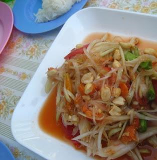 Som Tam @ Thai Young Papaya Salad