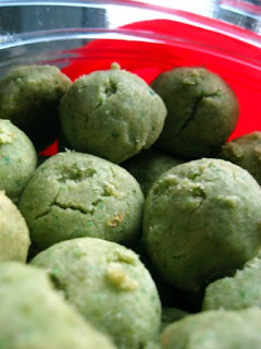 Green Pea Cookies Recipe @ Chinese New Year