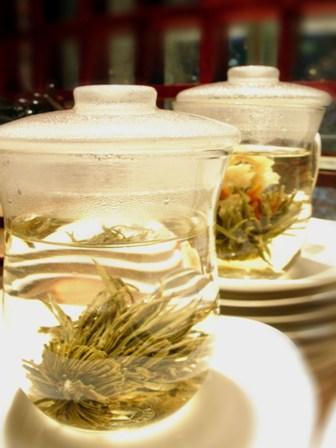 Flower Tea @ Toh Yuen, Hilton PJ