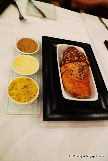 Breads and Premium Butters @ Prime, Le Meridien KL