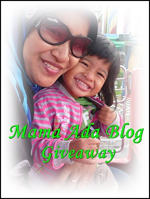 Mama Ada Blog Giveaway
