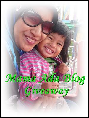Mama Ada Blog Giveaway