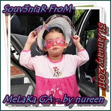 SOUVENIAR FROM MELAKA GIVEAWAY BY NUREEN