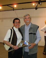 Con el maestro y artista plastico HECTOR OTEGUI