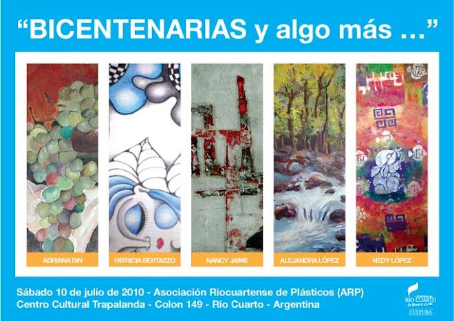 2010  Julio   |     Muestra Colectiva