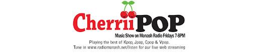 CherriiPOP Music Show @Radio Monash