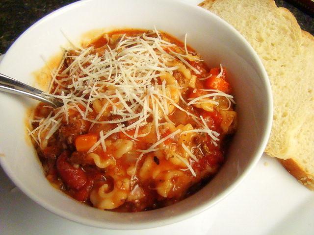Krista 39 S Kitchen Crock Pot Pasta E Fagiole