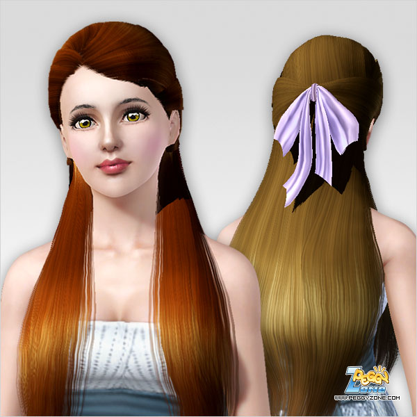 soccer hairstyles for girls : My Sims 3 Blog: Free Hair by Peggy