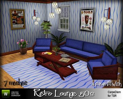 Retro Lounge 50's by CarpeDiem W-570h-456-1350022