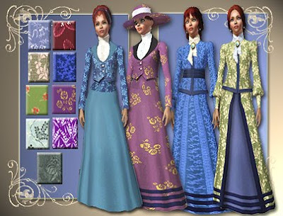 Historical Female Clothing by All About Style Family_472