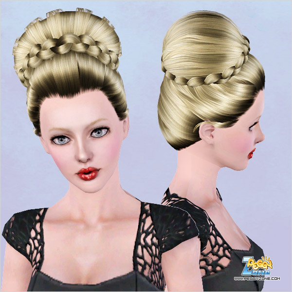 free sims 2 hairstyle downloads. Download at Peggy Zone - Free