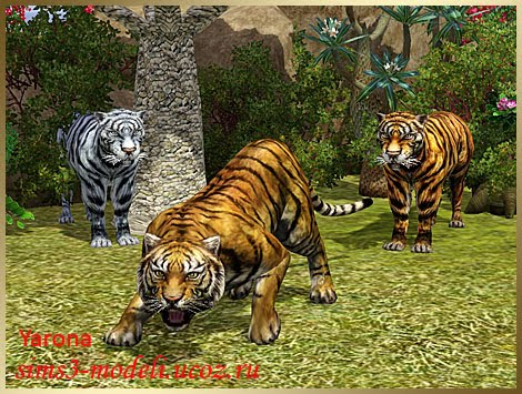 my sims 3 blog wild cats by yarona