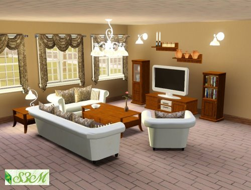 Isny Living Room Set By Simmami