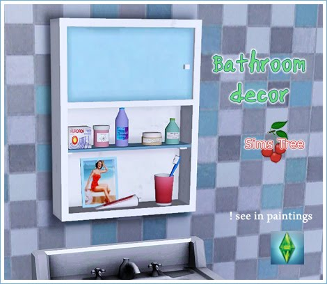My Sims 3 Blog Bathroom Decor By Sims Tree