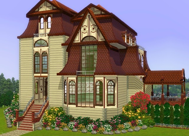 sims 3 victorian