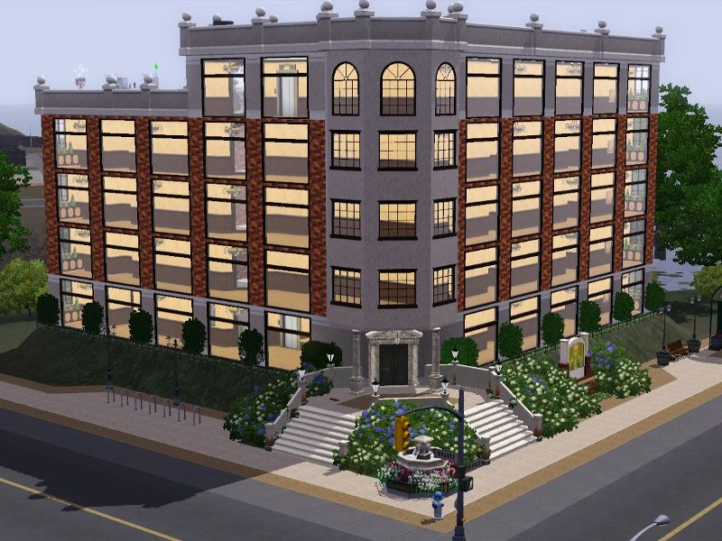 Gta Apartment Building
